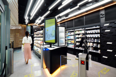 無人AI決済店舗「TOUCH TO GO」 開業1か月 安定稼働!! ~認識成功率90%超、無人決済でコロナ対策~