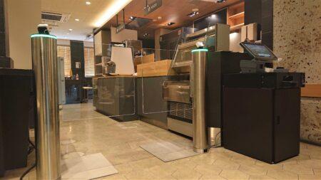 ノマドワーカー向け時間課金型セルフカフェ「ベックスステーションラウンジ東中野店」OPEN